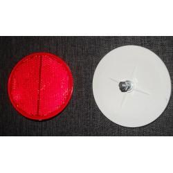 Odblask okrągły fi 60 mm ze...