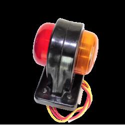 Lampa oświetlenia wnętrza 6 led flux 24V