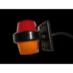 LAMPA TYLNA  8 LED SMD 12V  4 FUNKCJE