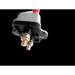 Lampa Lampka Obrysowa Narożna Rogowa  Biało-Czerwona Led Diodow  6 LED 12/24V
