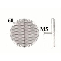 Lampa oświetlenia wnętrza 3 led flux 12V